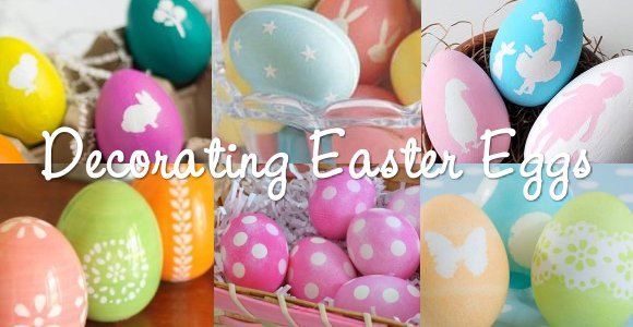 Decorating Easter Eggs