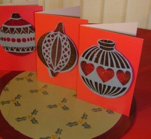 More Bauble Cards