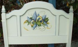 More Painted Headboards