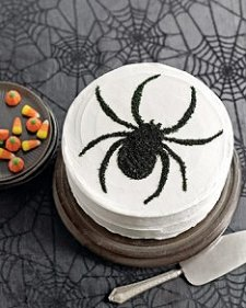 Country Living Spider Cake