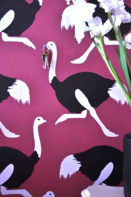 Bird Stencils: A Contemporary Approach
