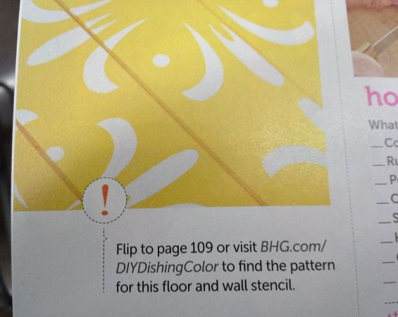 Free Stencil Downloads from BHG.com