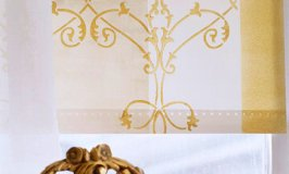7 Stenciled Window Shades